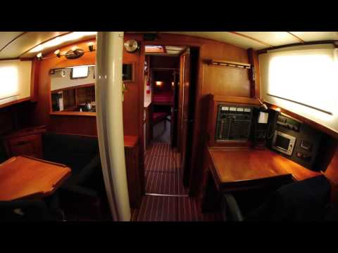 Bruce Roberts 55 1983 Sea Dream Sailboat For Sale Video Walkthrough By: Ian Van Tuyl