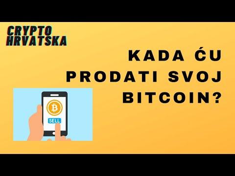 Možete li trgovati kretanjem bitcoina