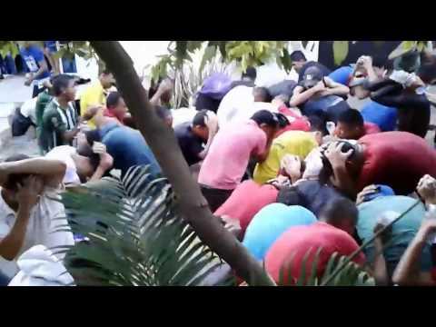 Combate de bolsa de agua - chinu Córdoba ( palmeras vs san Francisco )