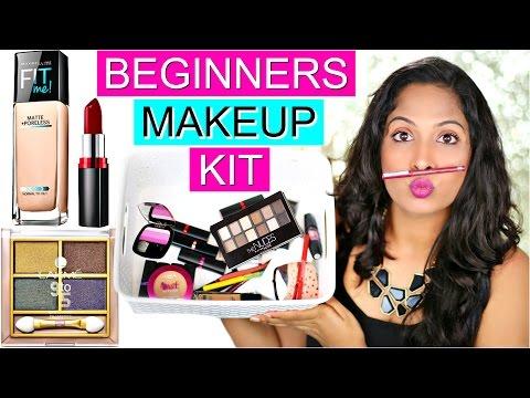 Makeup Starter Kit   Makeup Essentials - Beginners   ShrutiArjunAnand