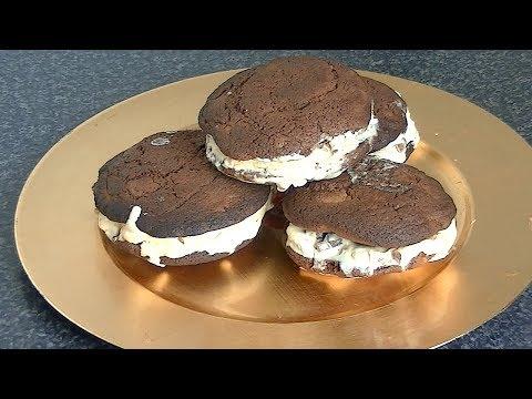 ICE CREAM SANDWICH *COOK WITH FAIZA*