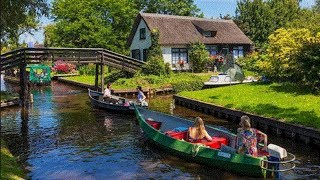 Enjoy Life In The Middle Of The River House Wow So Amazing On Water Trip