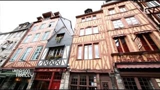 preview picture of video 'La Maison France 5 à Rouen et en Normandie - 11 juin 2014'