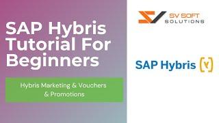 SAP Hybris Tutorial For Beginners | Hybris Marketing & Vouchers & Promotions