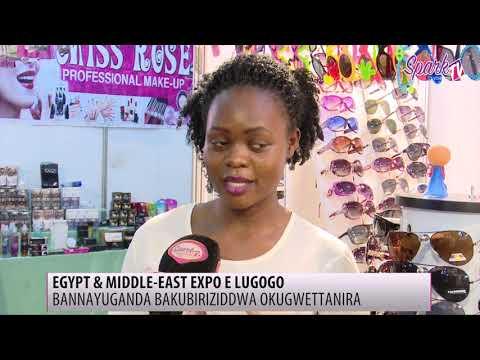 Omwoleso gwa Middle East expo guguddwawo e Lugogo