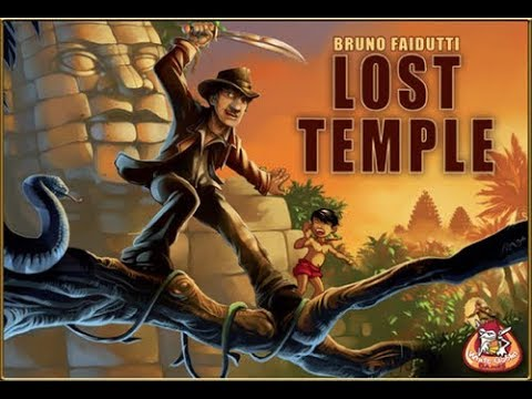 The Purge: # 1725 Lost Temple: Citadels with a racing game attached
