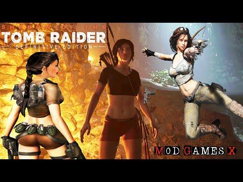 Shadow of Tomb Raider: Lara Sexy Mod