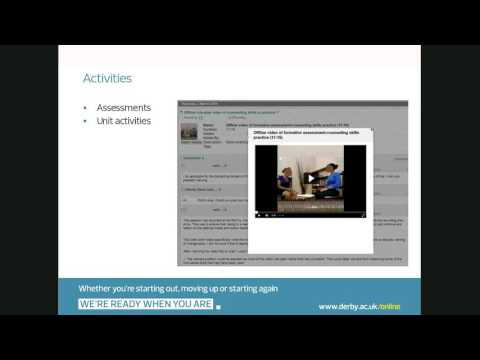 Introducing online Counselling studies and skills course - YouTube