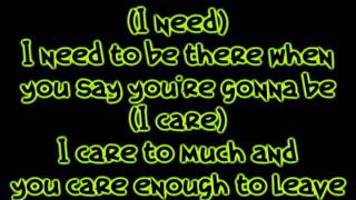 Kelly Clarkson - Let Me Down (Lyrics)