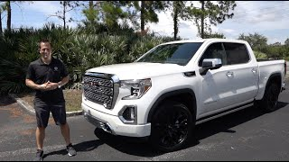 Is The 2020 GMC Sierra Denali Carbon Pro The KING Of Full Size Trucks?