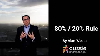 Can you use the 80/20 rule to maximize your relationship? by Alan Weiss