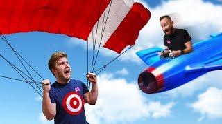HIT The Parachuter Challenge! | GTA5