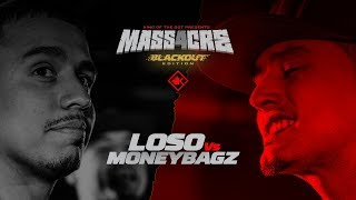 KOTD - Loso vs Money Bagz | #MASS4