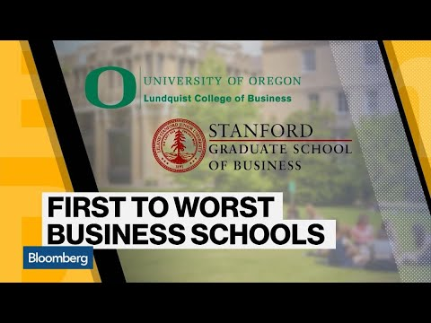 Stanford Sets the Pace for U.S. Business Schools