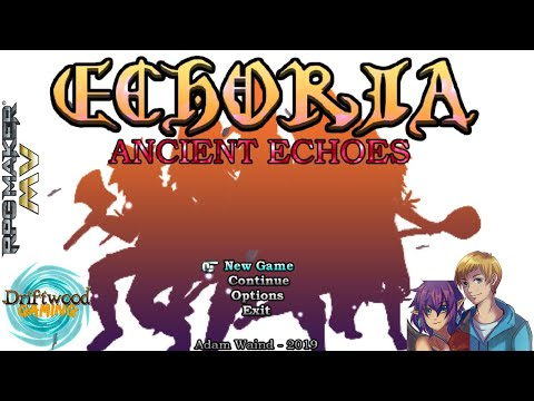 Echoria Ancient Echoes First Impressions RPG Maker MV
