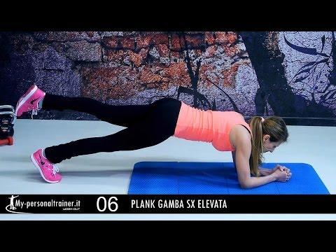 Video una serie di esercizi su macchine di esercizio per perdita di peso per donne