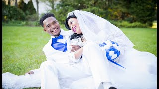 Alex & Safi | African Wedding | USA