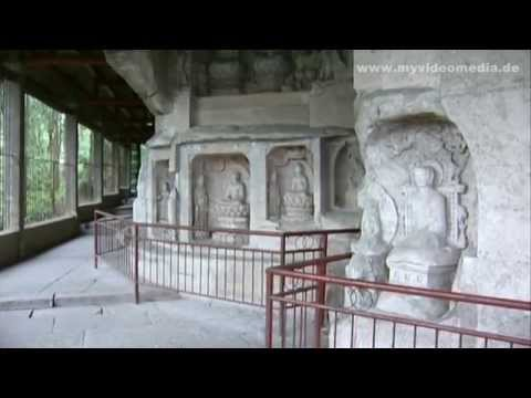 Dazu, Rock Carvings Beishan, Chongqing -