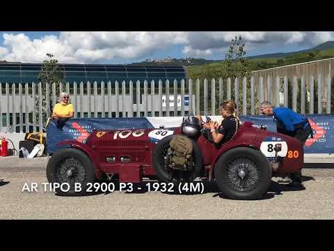 Mille Miglia 2018 - pitstop Radicofani