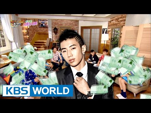 Jay Park, Paid For Loco's Penalty Fee? [Happy Together/2016.09.01]