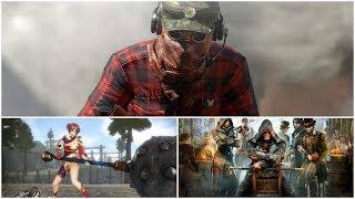 Новый Assassin's Creed выйдет в следующем году | Игровые новости