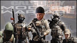 Trent Goes OFF Against The Ninja Members In Call of Duty Customs!