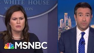New Low: Trump Breaks Record Denying Press Access | The Beat With Ari Melber | MSNBC
