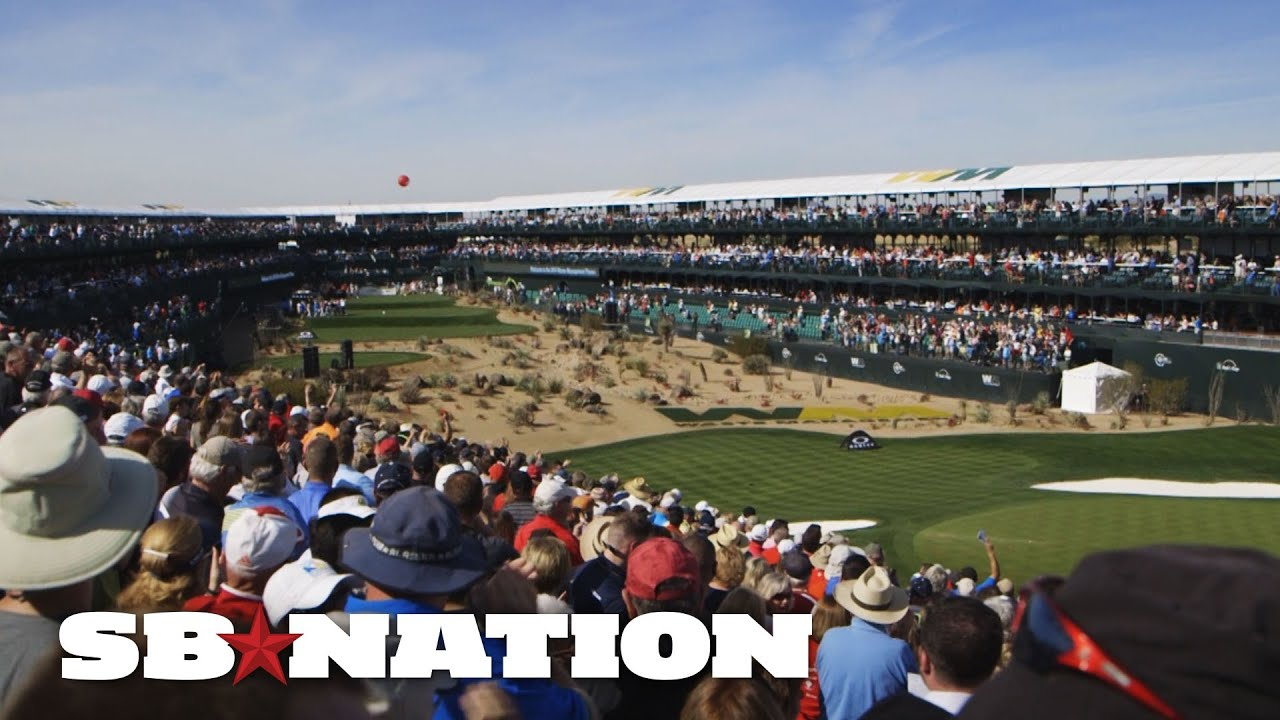 The most electric venue in golf gets a facelift thumbnail