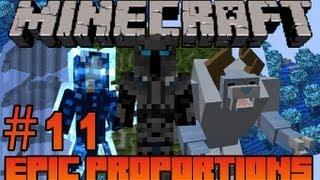 Minecraft: Epic Proportions - Girlfriend On Facecam! #11 (Modded Minecraft Survival)