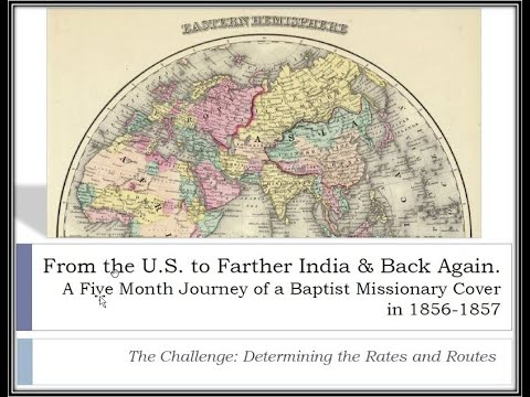 From the U.S. to Farther India and Back Again