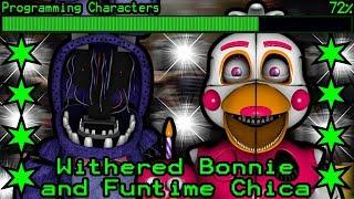 withered bonnie plays ucn - 免费在线视频最佳电影电视节目