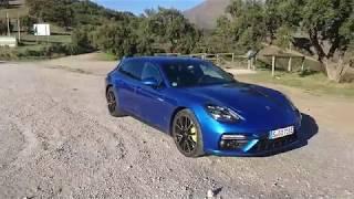 Porsche Panamera Turbo S E-Hybrid Sport Turismo 2018 | Kholo.pk