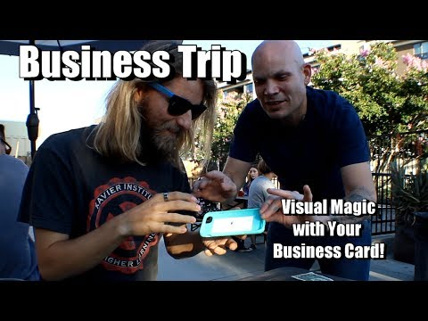 Business Trip by Kyle Purnell