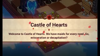 Honkai Impact 3 - Winter Rhapsody , Castle of Hearts Puzzle Complete Guide