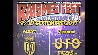 """D-A-D  """" I want what she's got"""" Live RAISMES FEST 2014"""