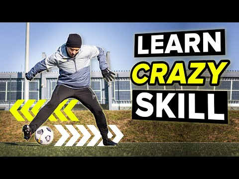 This skill LOOKS insane but is easier than you think!