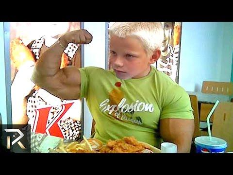 Lentraînement aux groupes des muscles pour 3 jours