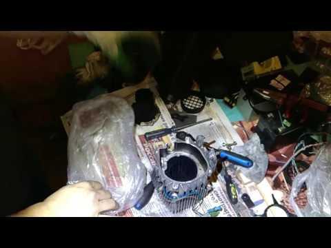 Eberspacher D2 дымит не запускается ремонт объяснение причины.