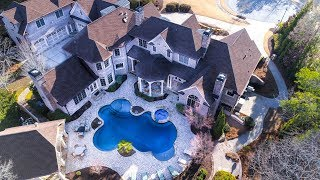 Atlanta 14,000 SQ FT 2 Million Dollar Luxury Estate Home