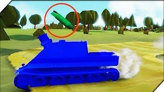 АРТИЛЛЕРИЯ РЕШАЕТ. Американская компания # 3 - Игра Total Tank Simulator Demo 4 прохождение