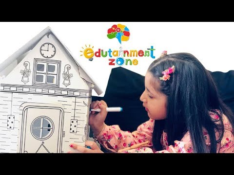 Unboxing of Edutainmentzone fun-filled learning activity