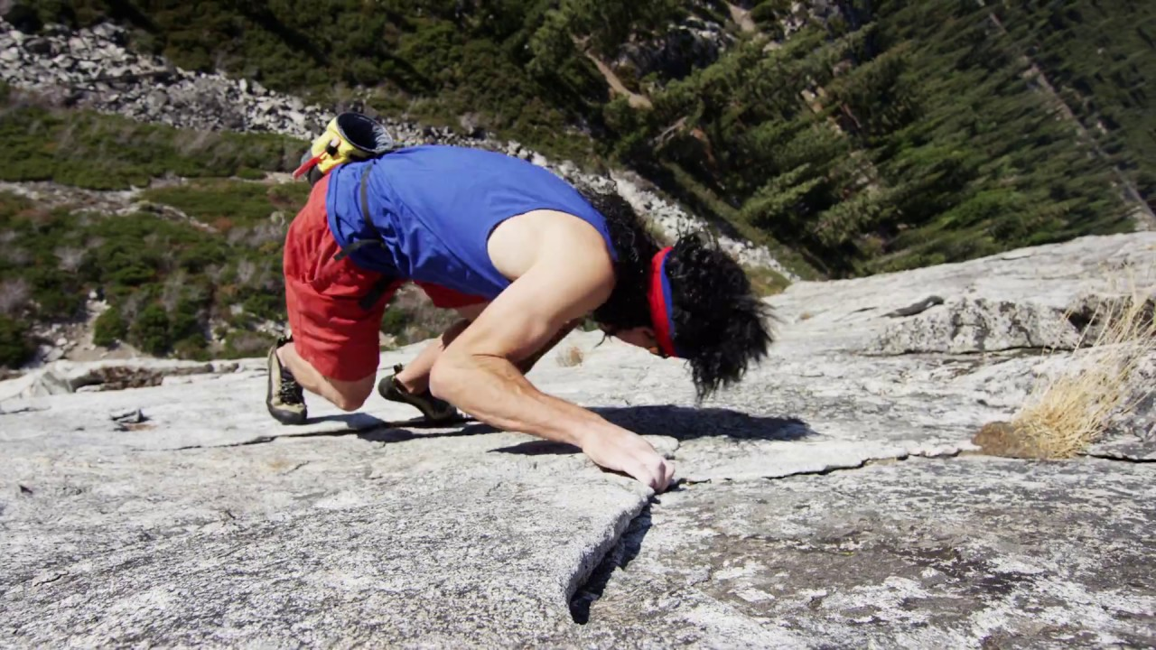 A Homage To The Craziest Rock Climbing Video Ever Made