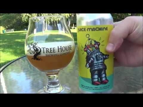 EBBB: Treehouse Juice Machine (DIPA) - Review #396