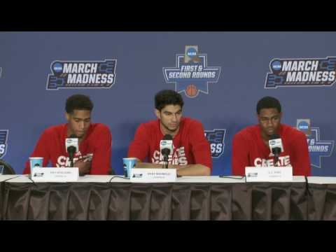 News Conference: Louisville Second Round Preview