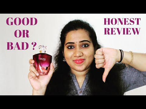 Titan Skinn Perfume Celeste Review | Worth or Not |  Happy Pink Studio