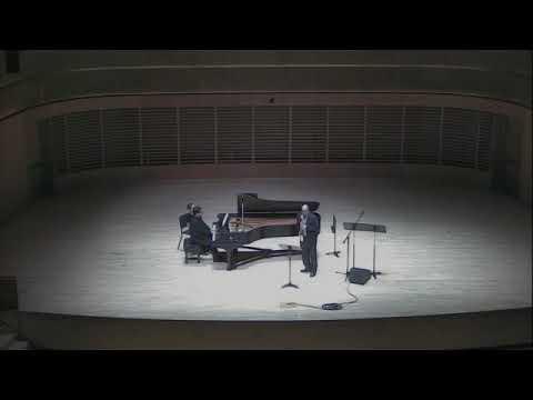 Sonata op. 29 by Robert Muczynski