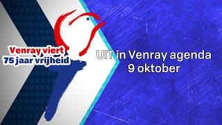 UIT in Venray agenda 9 oktober 2019 - Peel en Maas TV Venray