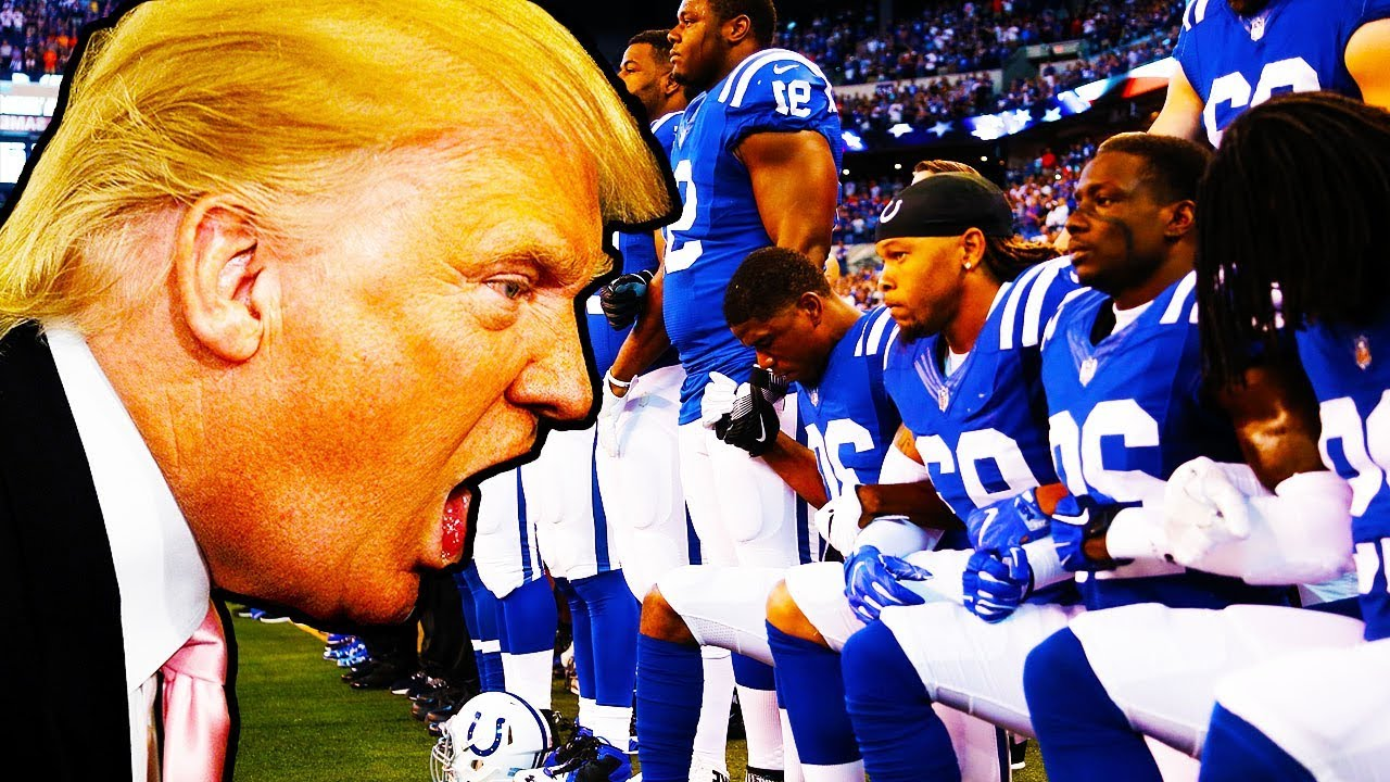 Trump Goes To WAR With NFL thumbnail