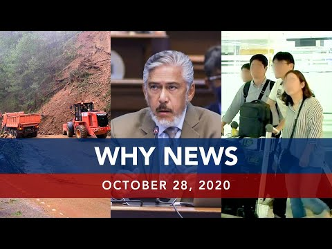 [UNTV]  UNTV: Why News | October 28, 2020