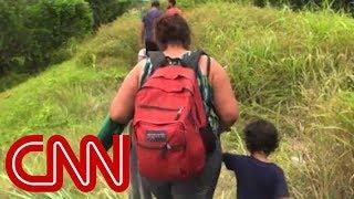 Migrants take 2,500-mile journey to America